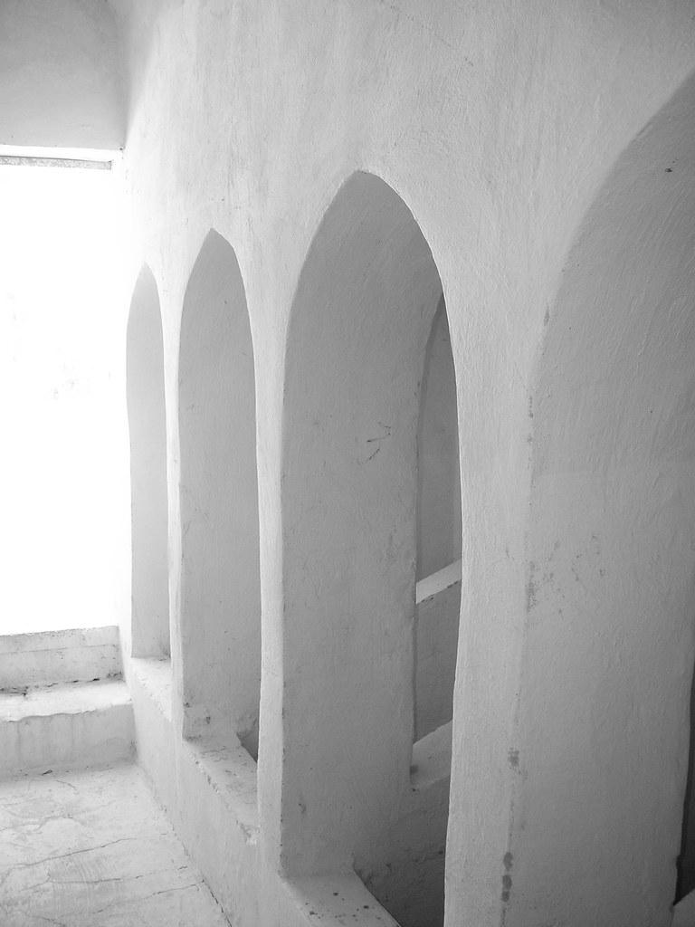 Djerba pottery shed