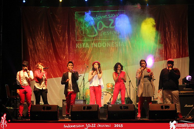 Indonesian Jazz Festival 2015 - Pitupella (2)
