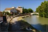 Canal du Midi at Poilhes