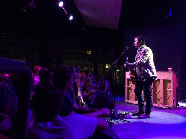 the Mountain Goats/John Darnielle | Vega | 9.10.15