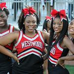 Westwood Varsity Cheerleaders v Keenan