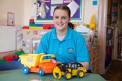 Childcare Apprenticeship - Stacey Gallagher