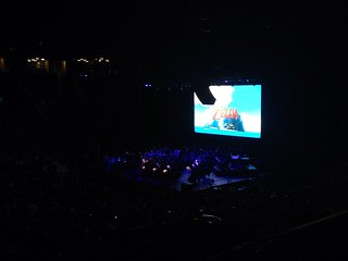 The Legend of Zelda: Symphony of the Goddesses: Warming Up