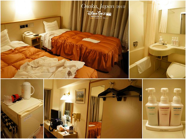 Hotel Consort Osaka 02