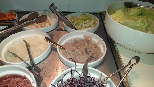 天母聖鑫歐法料理沙拉吧