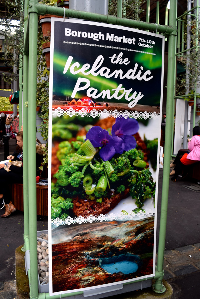 The Icelandic Pantry Pop Up at Borough Market | www.rachelphipps.com @rachelphipps