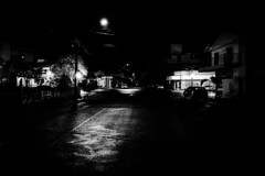 Walking around late at night