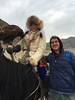 Kazakh Golden Eagle Festival in Mongolia
