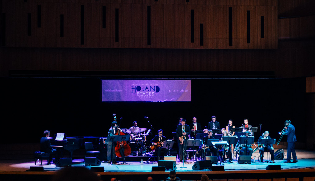 Delfeayo Marsalis & The UNO Jazz Band | 10.17.15 | Holland Stages Festival
