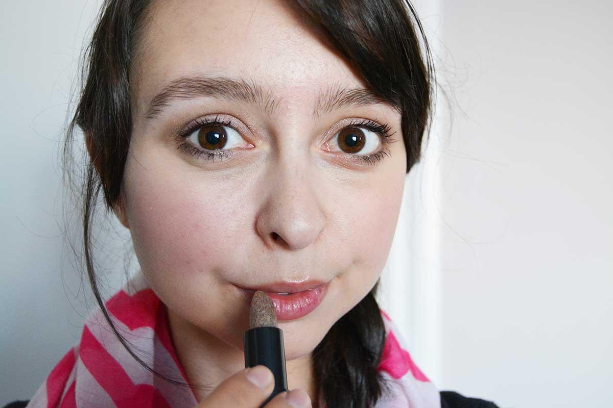 Easy Vampy Makeup Tutorial for Halloween/Fall
