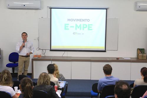 Movimento e-MPE - Adriano Riebiro - Joinville/SC - 15 de outubro de 2015 - Ciclo MPE.net