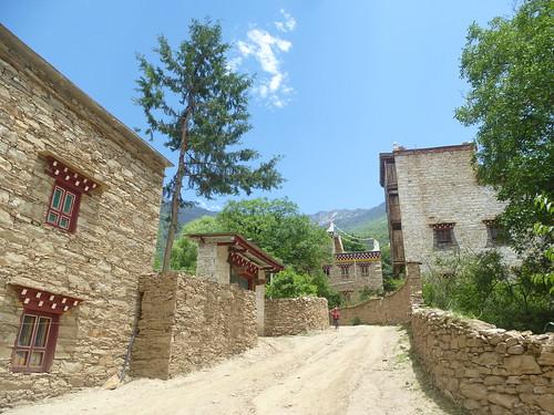 CH-Danba-Zhonglu-Village (9)