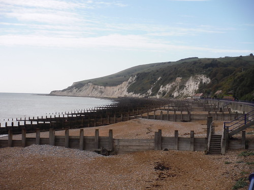 Groynes and Cliffs