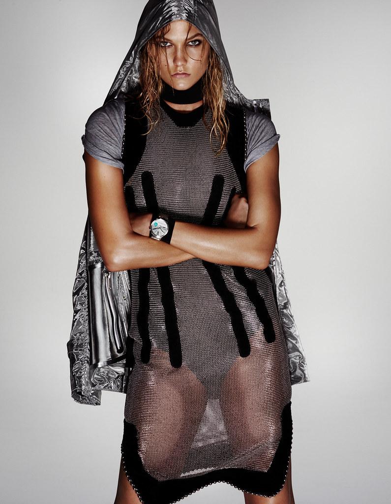 Карли Клосс — Фотосессия для «Vogue» CH 2015 – 8