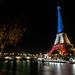 Paris - bleu blanc rouge by Tibey