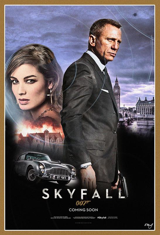 Skyfall - Poster 16