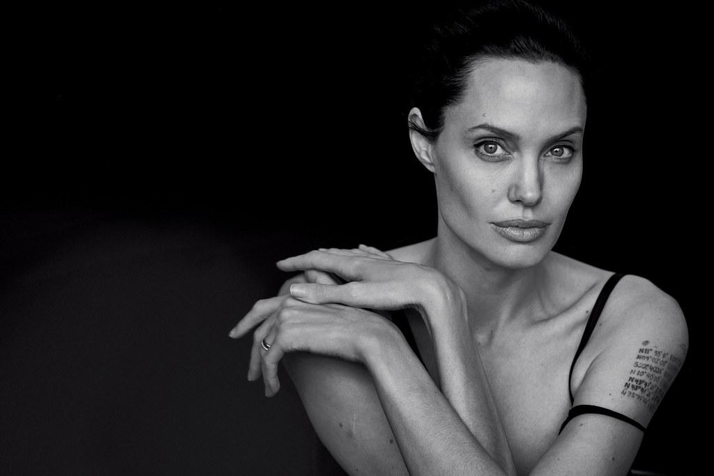 Анджелина Джоли — Фотосессия для «WSJ» 2015 – 1