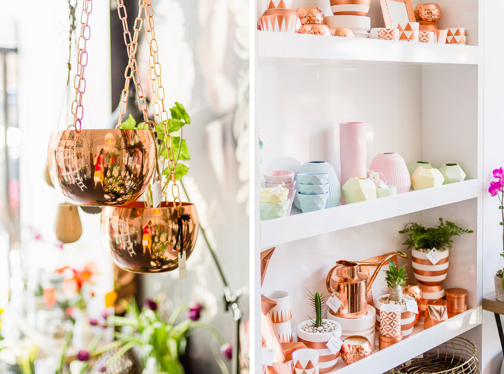 Brisbane flower shop bakery lane
