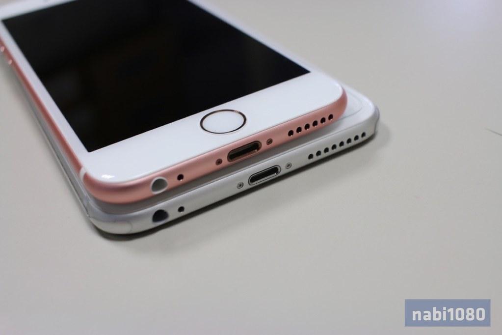 iPhone 6sローズゴールド09