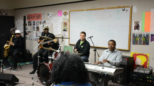 Fall Breakfast and Blues for Seniors Fall 2015