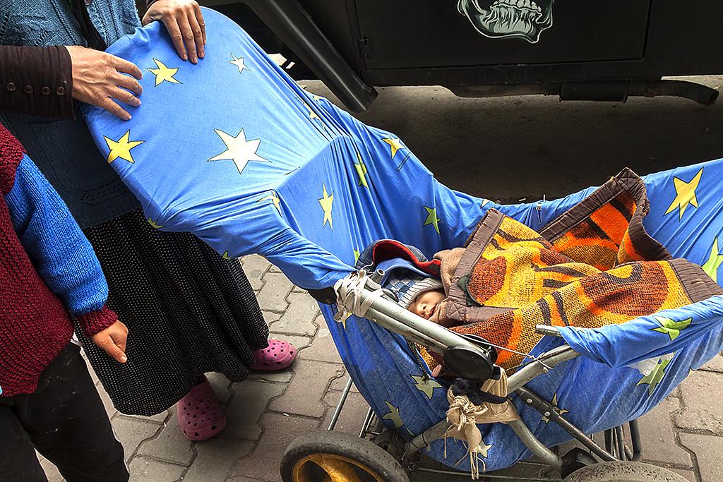 Gypsies--Istanbul