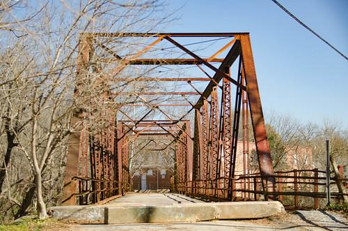 Glendale Bridge and Dam