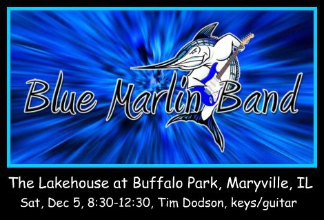Blue Marlin Band 12-5-15