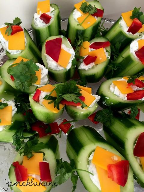 Haydari Dolgulu Salatalık