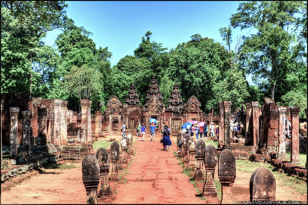 Banteay Srei Camboya