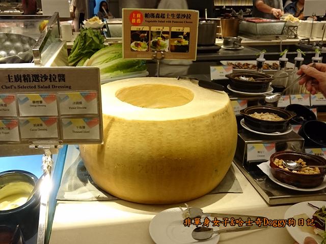 台茂漢來海港餐廳自助餐吃到飽21