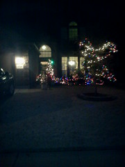 View of our home from the street.