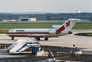 TAP Air Portugal Boeing 727-282/Adv CS-TBS
