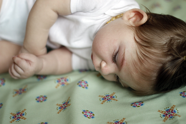 Eleni, 10 months