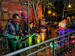 Latin Jazz at Blue Star #latinjazz #bluestar #bluestarartscomplex #bluestarbrewery #kingwilliam #kingwilliamculturalartsdistrict #southtown #stad #igsanantonio #igsanantoniotexas #jazz #outdoormusic #nightmusic