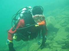 Diving: Stoney Cove (12-Nov-06) Image