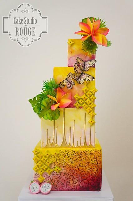 Cake by Cake Studio Rouge