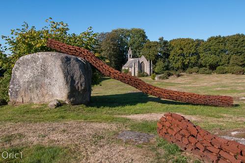 22 canon côtesdarmor france armorique artmoderne breizh bretagne brittany eos pipeline rouille rust sculpture stantoinelanrivain landscape paysage