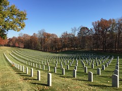 Quantico National Cemetery, Triangle, Virginia