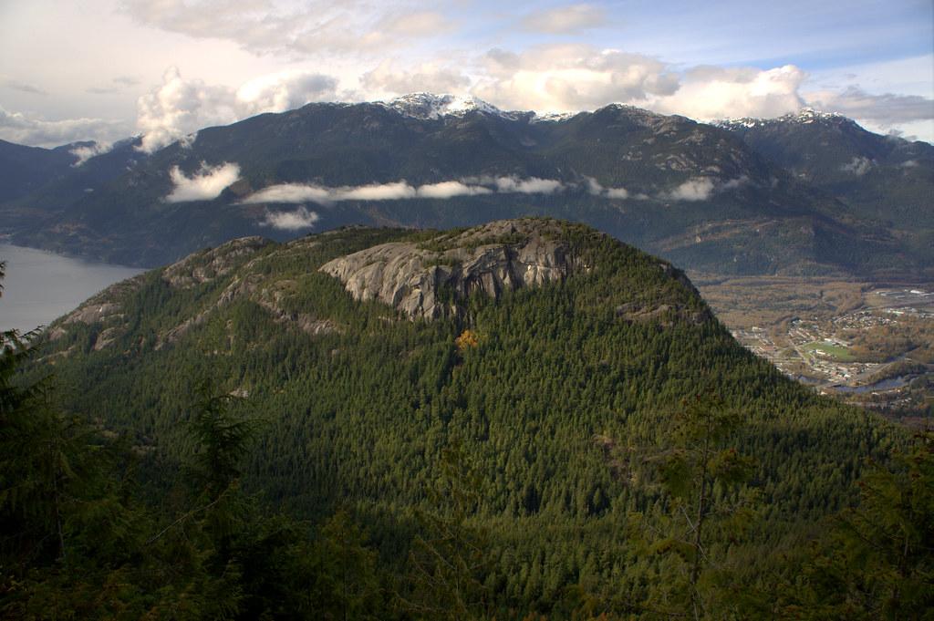 Mount Sheer British Columbia Around Guides