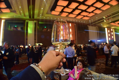 Grand Wine Experience 2016 at Marriott Hotel Grand Ballroom