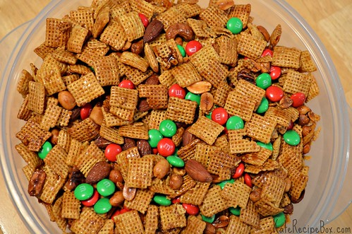 CaramelNutChexMix | by katesrecipebox