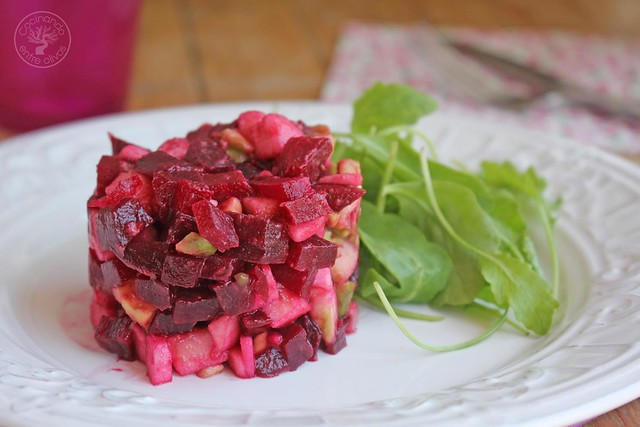 Tartar de remolacha, manzana y aguacate Rodrigo de la Calle www.cocinandoentreolivos.com (18)