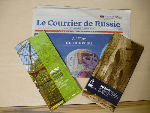 Le Courrier de Russie