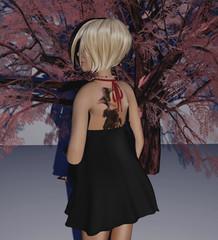 UNiQ PhaZe - Halterneck mini dress