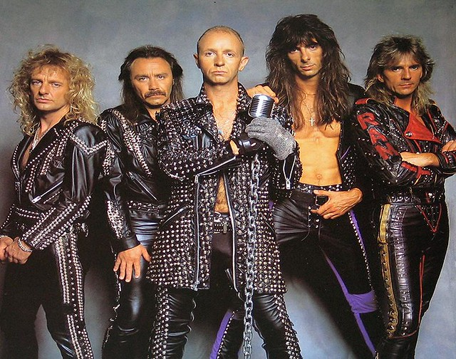 Judas Priest Band-photo
