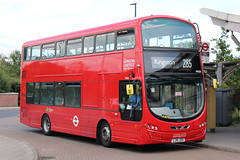 VH28 LJ15JZD LONDON UNITED