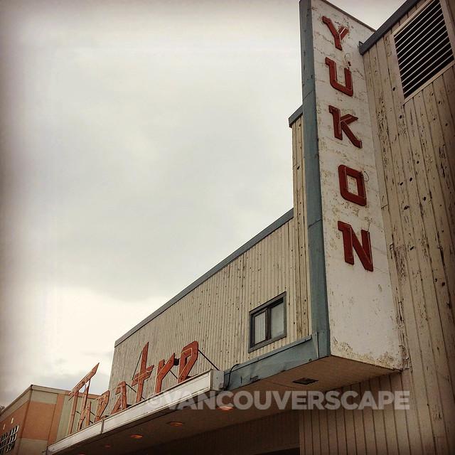 Yukon Theatre, Whitehorse