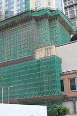 Sands Cotai Central Construction