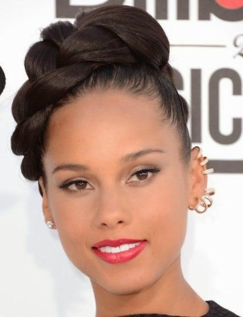 Neueste Black Frisuren Hochsteckfrisuren 2015 Trends Flickr