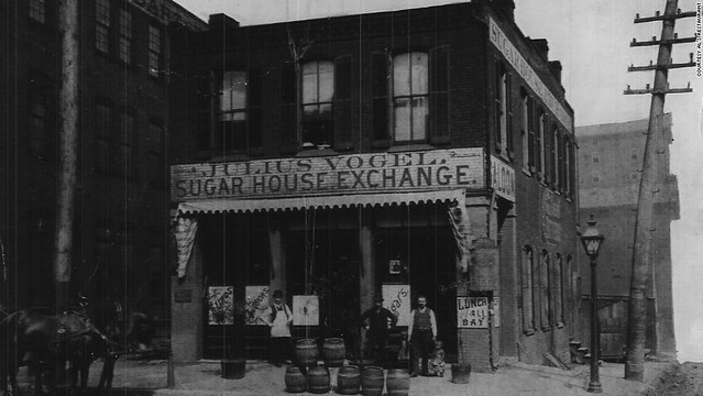 Al's restaurant historic